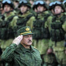"""Po """"Zapad"""": Rusijos galimybės kontroliuoti Baltarusiją milžiniškos"""