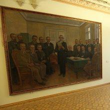 Kokia buvo diena, kai Taryba paskelbė Lietuvos nepriklausomybę?