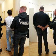 Kauną sukrėtė šiurpi žmogžudystė, sulaikyti du įtariamieji