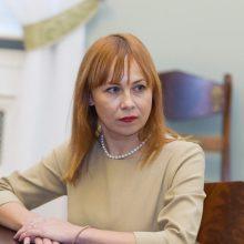 Švietimo ministrė: mokytojais yra manipuliuojama