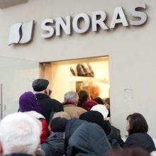 """Teisme – beveik 200 asmenų ieškinys dėl pavėluotų """"Snoro"""" draudimo išmokų"""