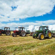 Ūkininkas šoke: taisyklių nepažeidė, bet gavo baudą?
