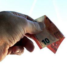 Bendrovės vadovui – įtariamai neteisėtai praturtėjus ketvirčiu milijono eurų
