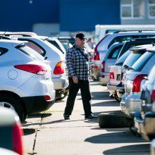 Lietuvoje – automobilių pirkimo vajus: naudotų rinkoje karaliauja BMW