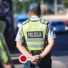 Rugpjūtį – ypatingas policijos dėmesys dviratininkams