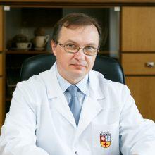 Kauno klinikose maustomi net savi gydytojai