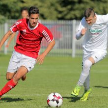T. Danilevičius: metas versti kitą Lietuvos futbolo puslapį