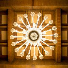 Kokias knygų paslaptis saugo tarpukario architektūros perlas?