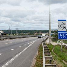 Laikinai sustabdė Č. Radzinausko tilto remontą – eismas neribojamas