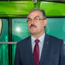 """""""Kauno autobusai"""" naujus autobusus įsigijo iš vadovo sūnaus bendrovės"""