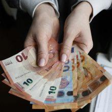 Bendrovės darbuotojoms – įtarimai tūkstantinės sumos pasisavinimu