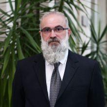 Izraelietis Y. Krichely: didžiuokitės, kad esate lietuviai