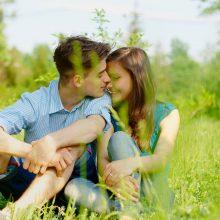 Pirmoji paauglio meilė – egzaminas visai šeimai