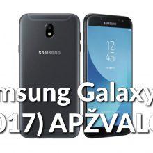 """Naujasis """"Samsung Galaxy J730"""" nusipelnė būti perkamiausiųjų sąraše?"""