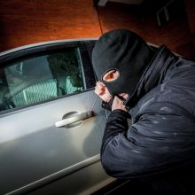Vilniaus policija atsekė į Kauną automobilių vagių pėdsakais?