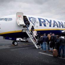 """Be jokio perspėjimo """"Ryanair"""" pakėlė rankinio bagažo kainas"""