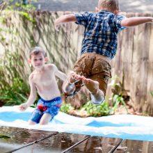 Kaip kryptingai užimti vaikus vasarą?