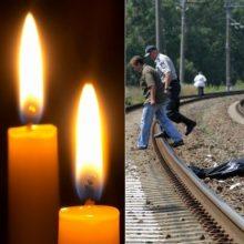 Radviliškyje traukinys mirtinai sužalojo moterį