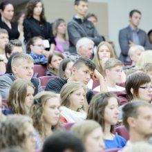 Į aukštąsias mokyklas pakviesta dar beveik 2,5 tūkst. stojančiųjų