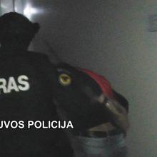 Sulaikyti heroino platinimu įtariami vyrai