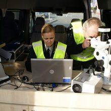 Pasieniečiai beveik už 3 mln. eurų atnaujino savo įrangą