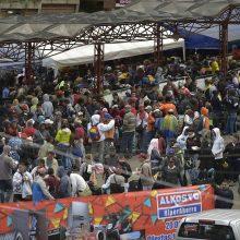 Per autobuso avariją Ekvadore žuvo 22 žmonės