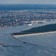 Klaipėdos uostas – nepralenkiamas tarp Baltijos valstybių