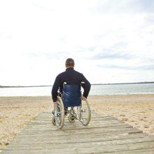 Klaipėdoje skelbs neįgaliųjų metus?