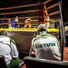 Po mačo su suomiais sėkmės į Lietuvą jau kviečiama galinga Ukrainos bokso rinktinė