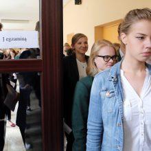 Klaipėdiečiai laikė lietuvių kalbos egzaminą