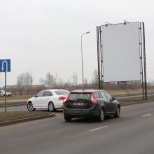 Reklama svarbiau už saugumą?