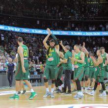 Čempionato startas: favoritai, įdomiausi žaidėjai, staigmenos ir prognozė Lietuvai