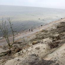 Jūra smogė Olando Kepurei