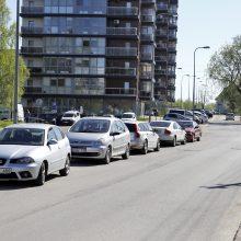 Uostamiesčio gatvėje – nauji draudimai