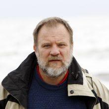 Įvaizdis: Pajūrio regioninio parko direkcijos ekologą E.Paplauskį nustebino socialdemokratų kandidatės į Palangos merus pasirinktas reklaminis įvaizdis.