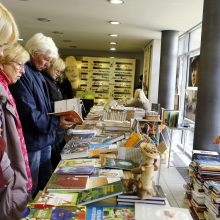 Klaipėdos mieste – knygų gurmanų puota