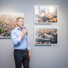 """Organizuojamas susitikimas su albumo """"Neregėta Lietuva"""" autoriumi"""