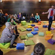 Nacionalinė Lietuvos bibliotekų savaitė: kartu mes kuriame ateitį