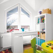 Stilingiems namams – šiuolaikiškos langų uždangos