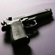 Iš vadovybės apsaugos darbuotojo pavogtas krepšys su ginklu