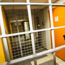 Kuriozas: banko plėšiku palaikytas panevėžietis be reikalo parą sėdėjo areštinėje