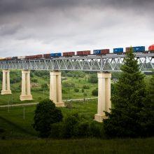 Baltijos sesių kova dėl krovinių