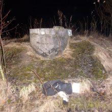 Jonaviškis buvo nudurtas ir įmestas į šulinį karinio poligono teritorijoje
