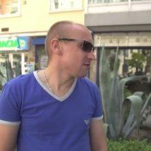 Emigravęs panevėžietis šešerius metus gyveno Madrido gatvėse