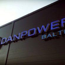 """""""Danpower"""" sutinka palaukti valstybės įsipareigojimų"""