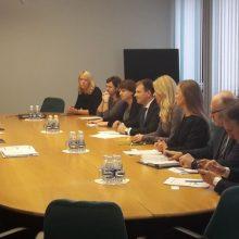 Darbą Lietuvoje pradėję TVF ekspertai vertins ekonomikos tendencijas