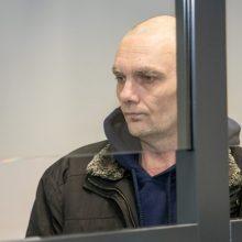 Kirgizo nužudymo byloje – ir iš Maskvos atskraidintas įkaltis