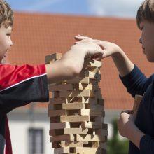 Ką daryti, kai nerimauja vaikai?
