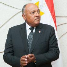 L. Linkevičius Egipte aptars šalių ryšius, padėtį Artimuosiuose Rytuose