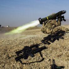 Lietuva pirks naujų JAV prieštankinių ginklų
